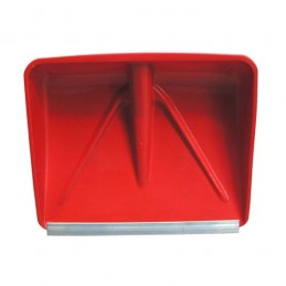Pala Neve Abs 45 Rossa...