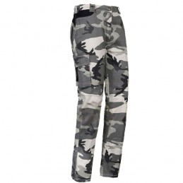 Pantalone Cotone Grigio L...