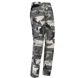 Pantalone Cotone Grigio S...