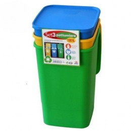 Pattumiera Eco Smart pz.3 L...