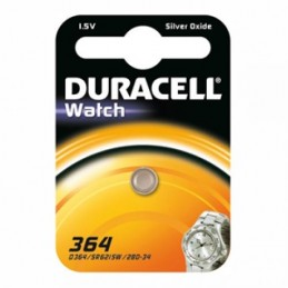 Pile Duracell Watch D-364