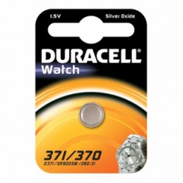 Pile Duracell Watch D-371/370
