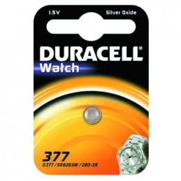 Pile Duracell Watch D-377
