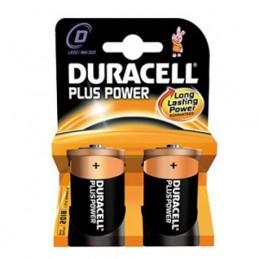 Pile Duracell-Plus Alkaline D