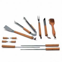 Posate Barbecue Set pz. 12...