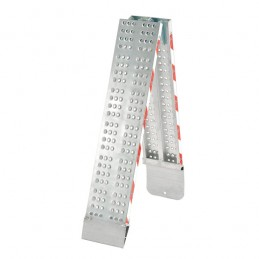 Rampa Alluminio cm 250X20...