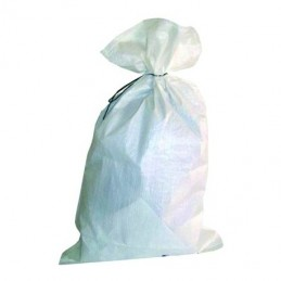 Sacco Polietilene Bianco