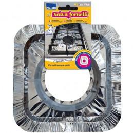 Salva Fornello Alluminio cm...