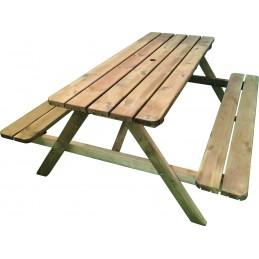 Set tavolo-panche Pic Nic