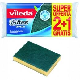 Spugna Fibra Verde Glitzi...