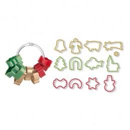 Taglia Biscotti Natale Set...