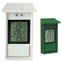 Termometro Plastica Min/Max...
