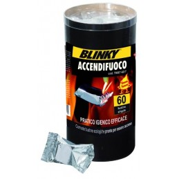 Accendifuoco Blinky 60 Bustine