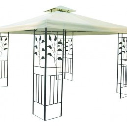 Gazebo Blinky Metallo Decorato