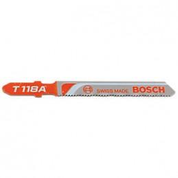 Lama per Seghetti Bosch T118A