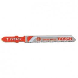 Lama per Seghetti Bosch T118G