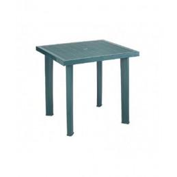 Tavolo in Pp Verde Fiocco
