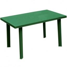 Tavolo in Pp Verde Velo