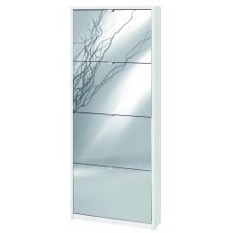 Scarpiera 4 Ante Specchio...