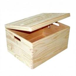 Contenitore Box Legno...