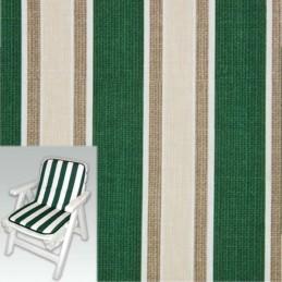 Cuscino Multiriga Verde...