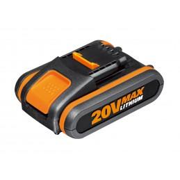 Batteria 20V/2Ah Worx WA3551.1