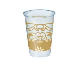 Bicchiere cc 230 Party Gold...