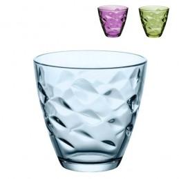 Bicchiere Flora Acqua Lilla...