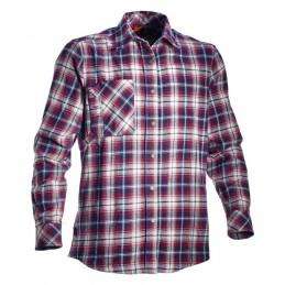 Camicia Flanella Quadri L...