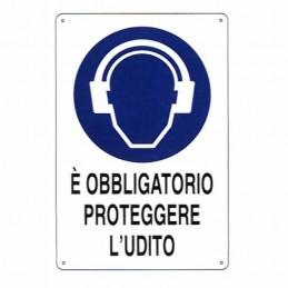 Cartello Protezione Udito...