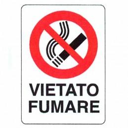 Cartello Vietato Fumare 48X...