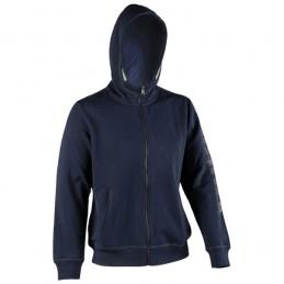 Felpa Blu L Swearshirt...