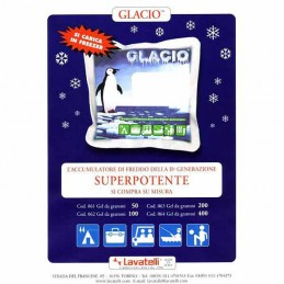 Ghiaccio Glacio 18° G 200...