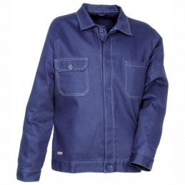 Giacca Cotone Blu Navy 50...