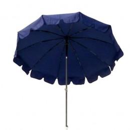 Ombrellone Acciaio Dralon Blu