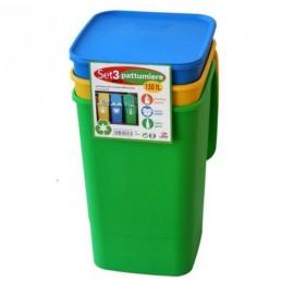 Pattumiera Eco Smart pz.3 L...