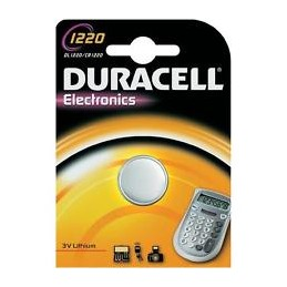 Pile Duracell Special 1220