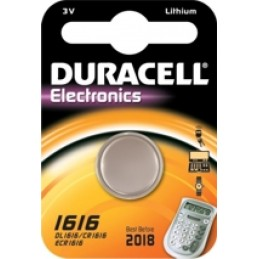 Pile Duracell Special 1616
