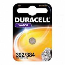 Pile Duracell Watch D-392/384