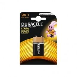 Pile Duracell-Plus Alkaline 9V