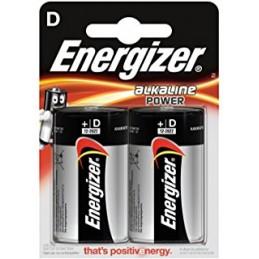 Pile Energizer Std-Alcaline D