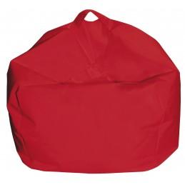 Pouf a Sacco Comodone Rosso