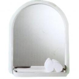 Specchio Arco Mensola 53X63...