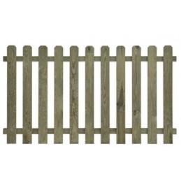 Steccato con Tavoletta cm....