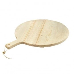 Tagliere Legno Rotondo cm 38