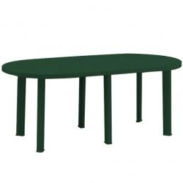 Tavolo Resina Verde 181X90...