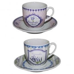 Tazza Caffe Lavanda pz.6...