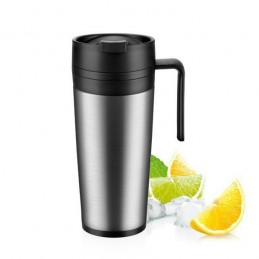 Tazza Mug Termica Inox cc...