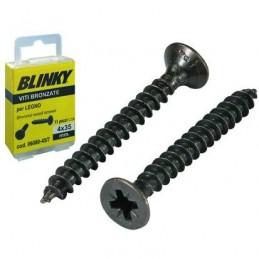 Viti Bronzate Blinky mm 4,5X35
