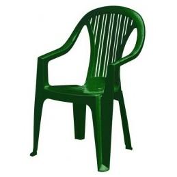 Sedia in Pp Verde Ralik